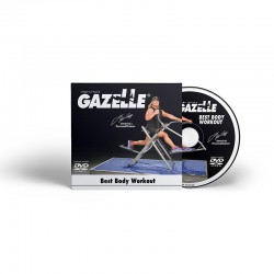Tony Little's best body workout with Gazelle