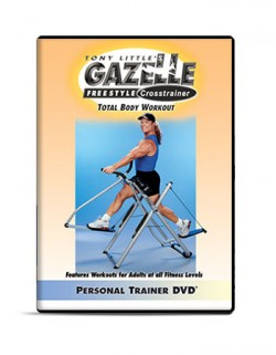 Tony Little's Crosstrainer Personal Trainer Workout DVD