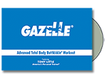 Total body trainer Gazelle Freestyle comes with the Tony Little's Buttkickin' Workout DVD