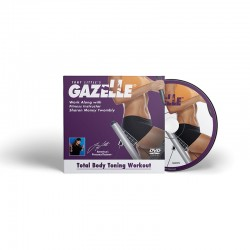Workout your total body with Tony Little and gazelle