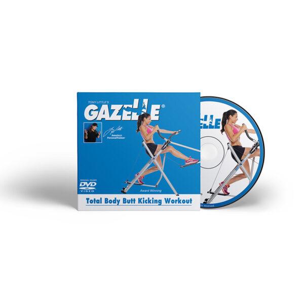 Tony Little's Advanced Total Body Buttkickin' Workout DVD