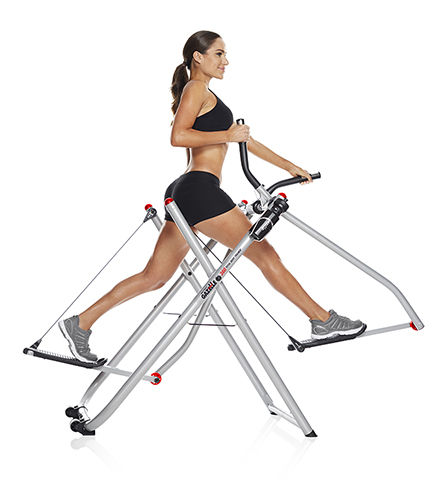 Gazelle Exercise Machine >> Gazelle Glider With Tony Little Great Cardio And Strength
